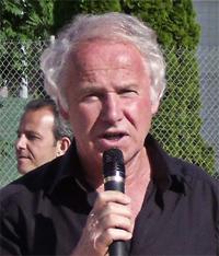 président du CAP Tennis